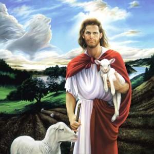Art-lamb-and-lion